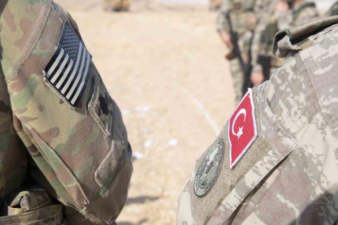 Siria - Usa - Turchia - curdi - tweet