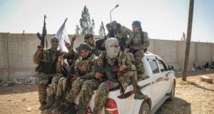 Siria - Turchia -armi