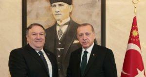 Siria - curdi - Turchia - Pompeo - Pence
