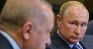 Putin - Erdogan - Soci