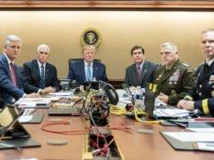 Al-Baghdadi - Trump