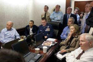 Obama - bin Laden - al-Baghdadi