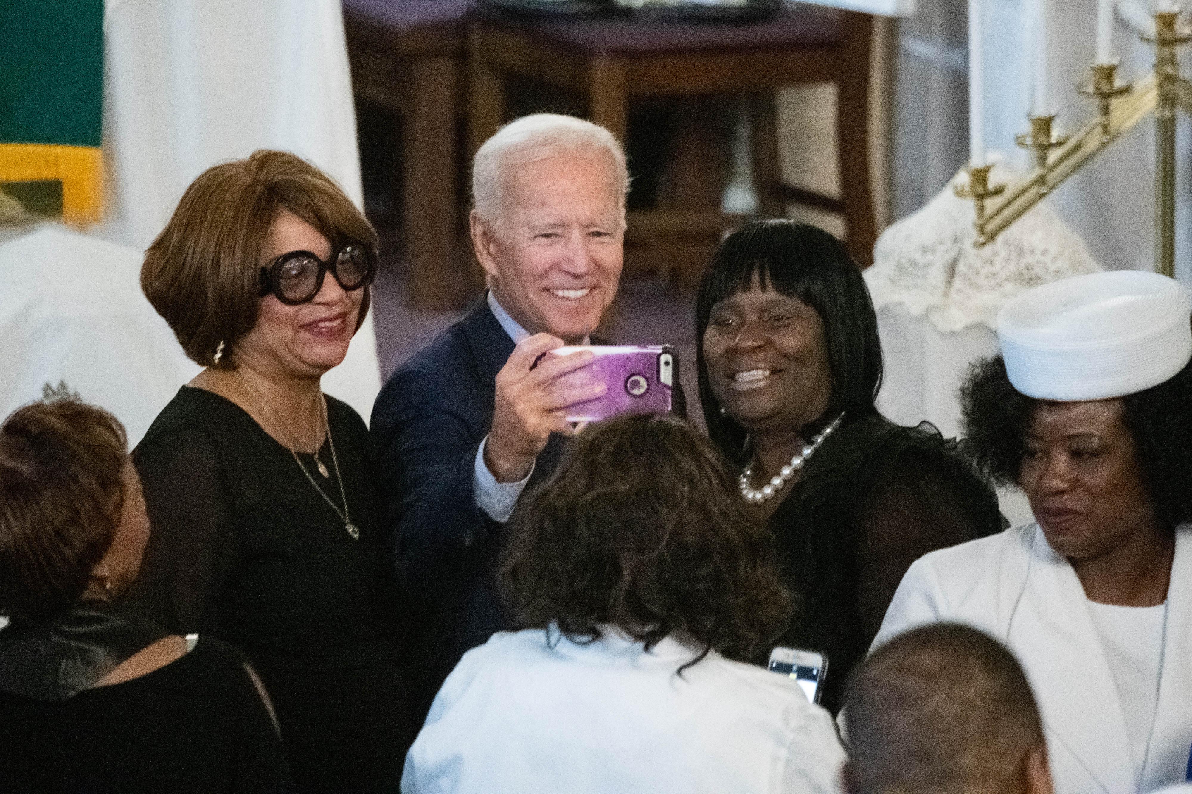 Usa 2020 - Biden - chiesa - comunione