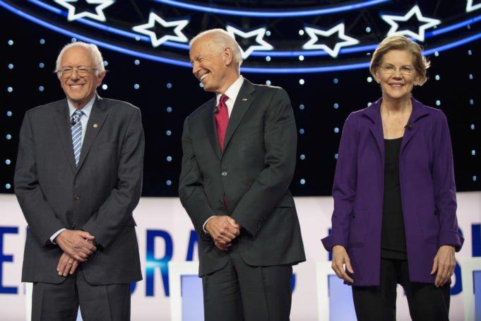Usa 2020 - dem - candidato