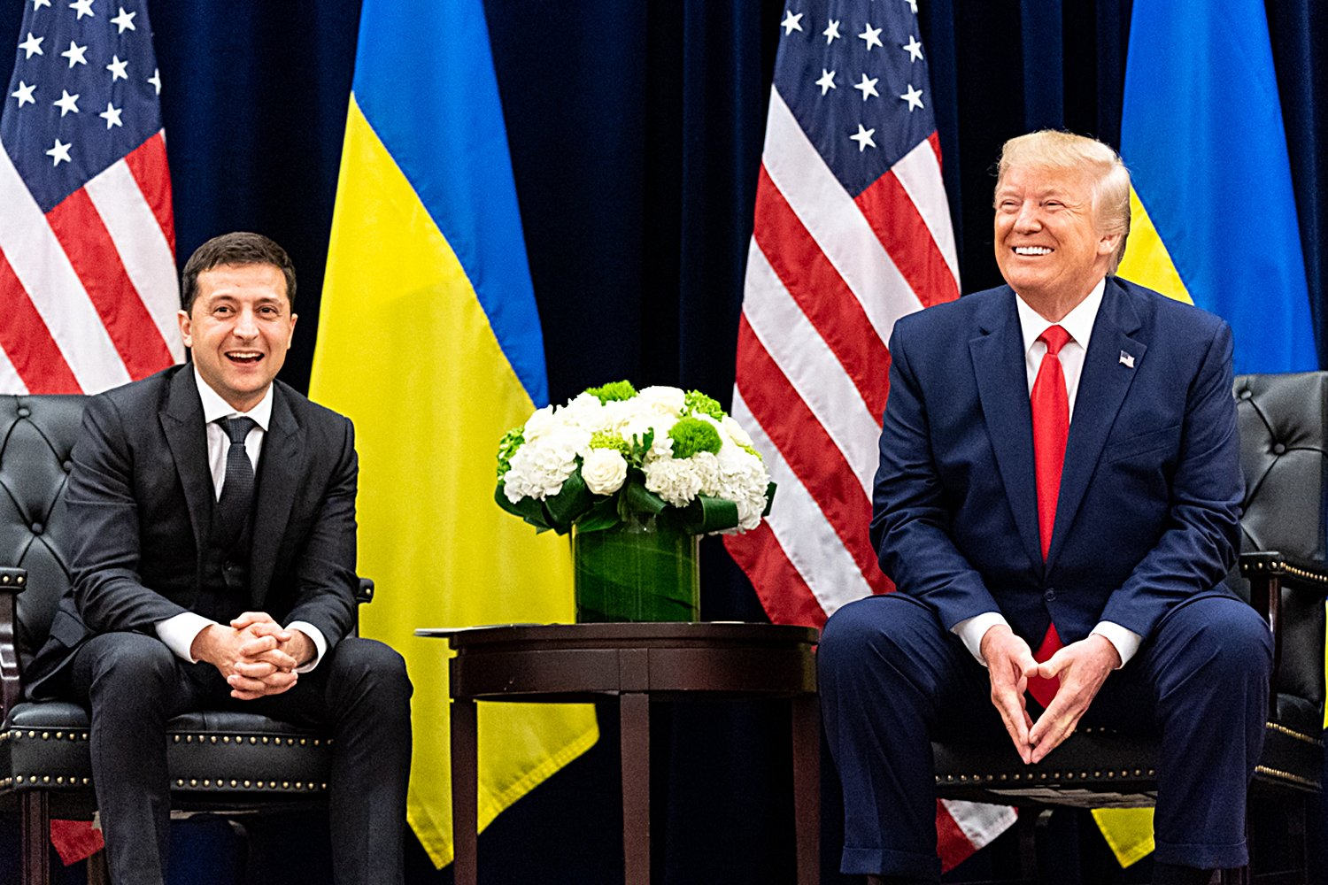 impeachment - telefonata - trump - zelensky