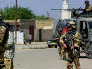 Iraq - militari italiani feriti
