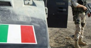 Iraq - Isis - militari italiani feriti