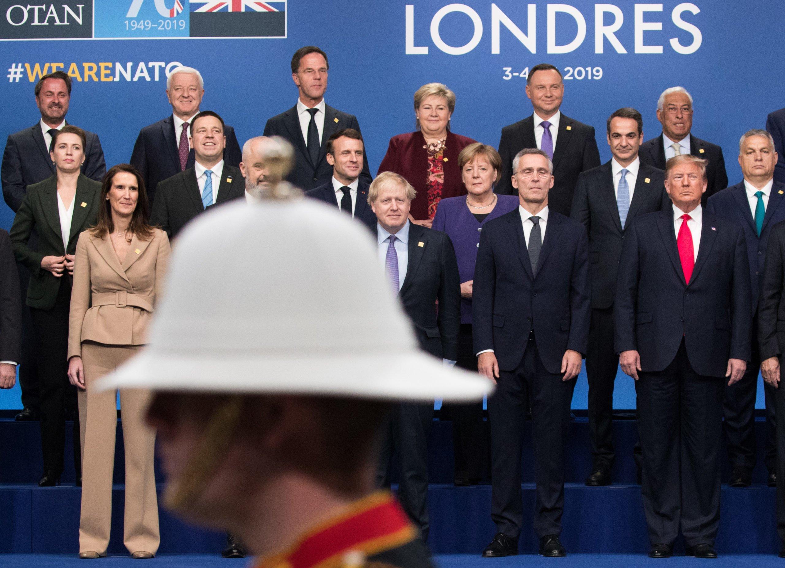 Natoo - Vertice - Londra - leader