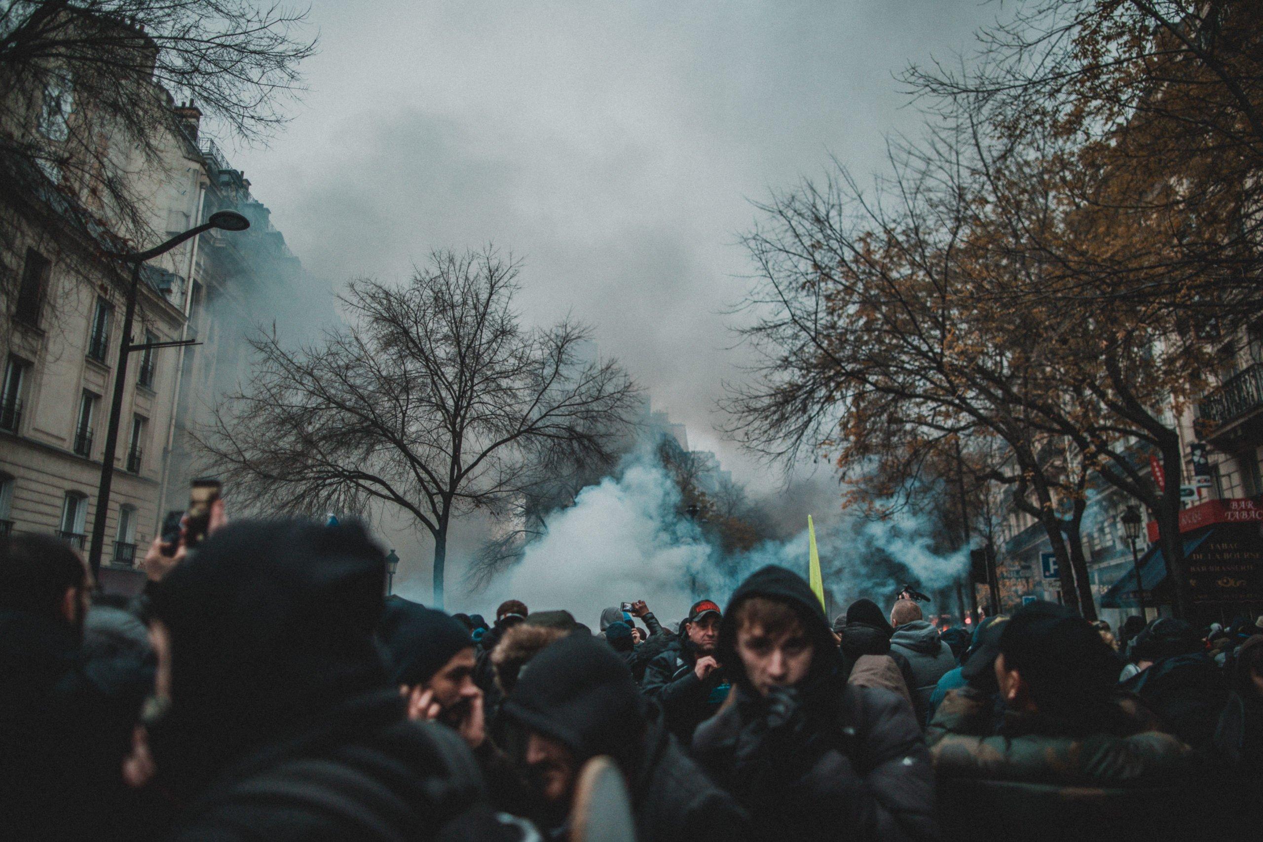 Francia - proteste - pensioni