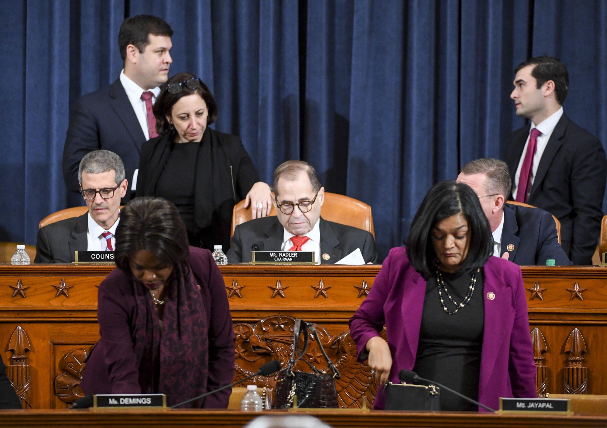 usa - impeachment - trump - commissione giustizia