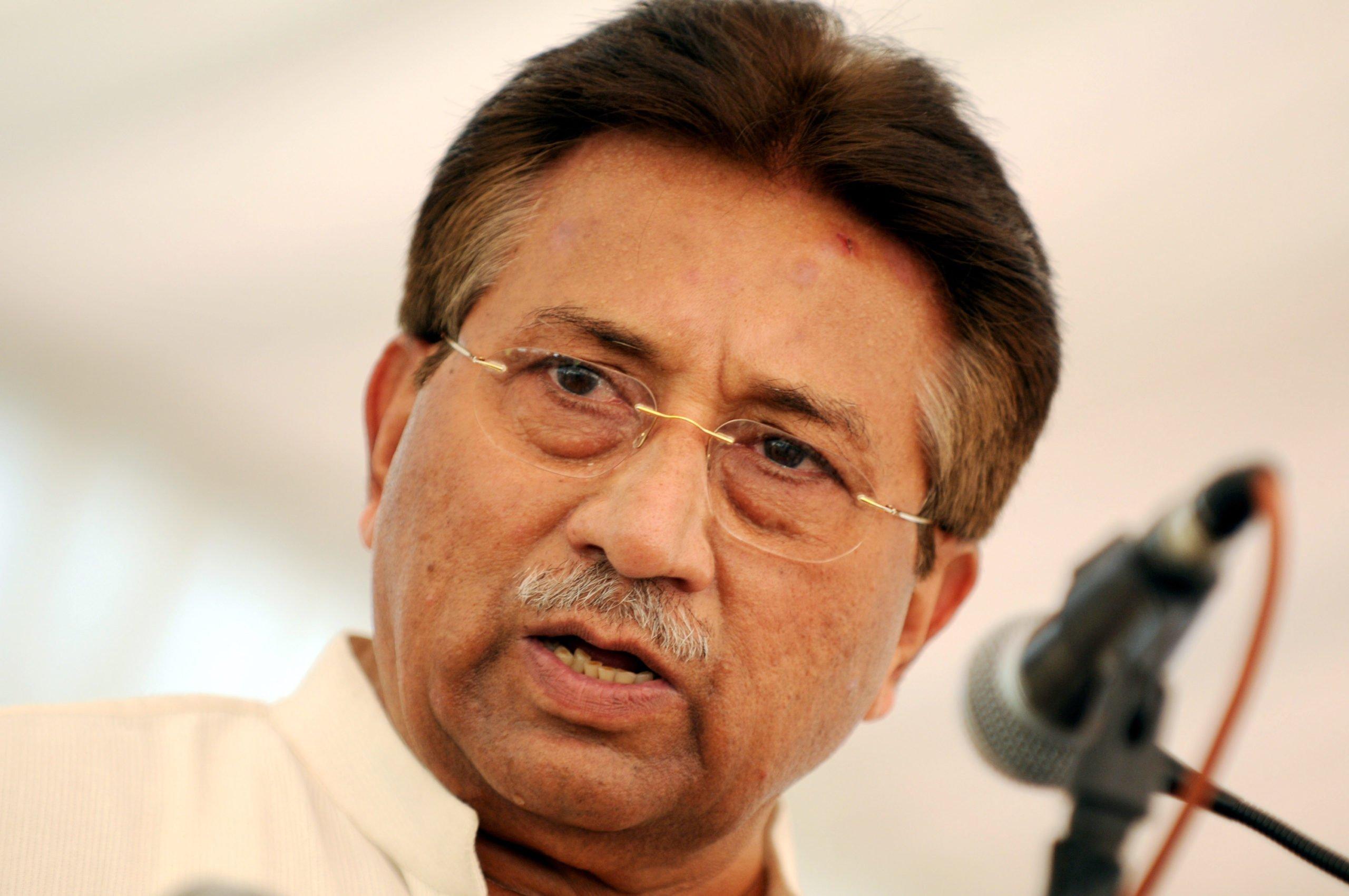 Pakistan - Musharraf - condanna a morte