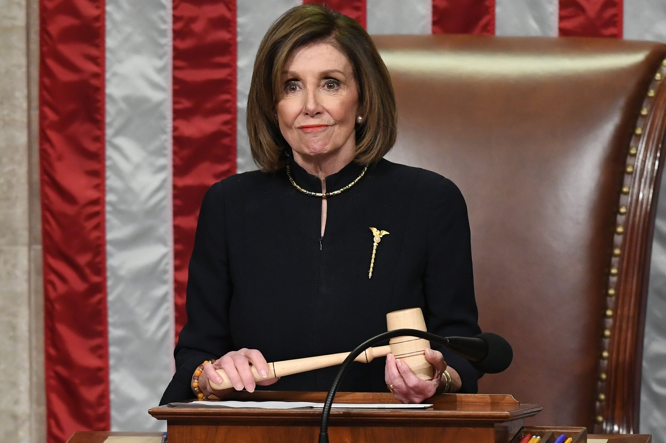 Usa -impeachment - Camera - Pelosi