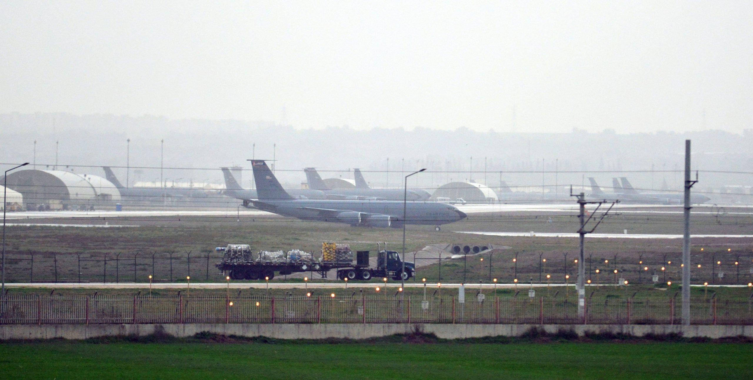 Turchia - ogive - Incirlick - Aviano