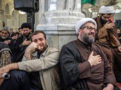 Soleimani - esequie - Baghdad .-Teheran