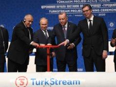 Turkstream - Libia - Putin - Erdogan