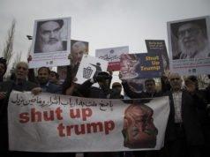 Iran - Khamenei - proteste