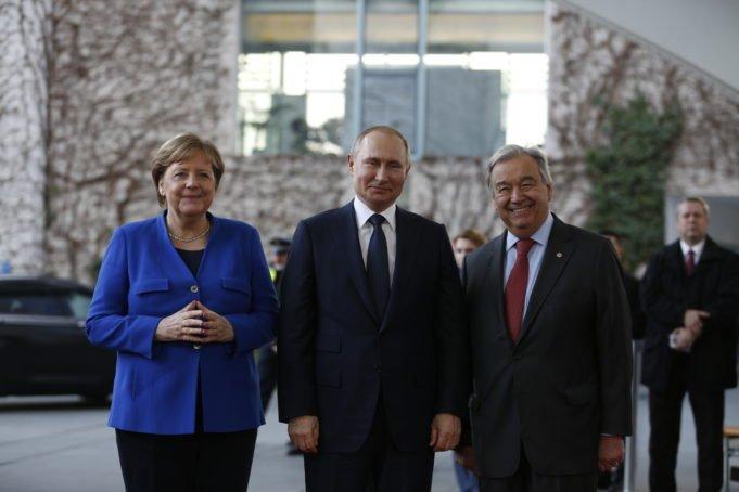 Libia - conferenza - Berlino