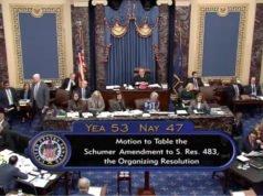 Usa 2020 - impeachment - processo - Senato
