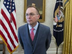 Usa 2020 - impeachment - Mulvaney