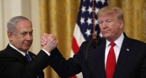 MO - piano - pace - Trump - Netanyahu