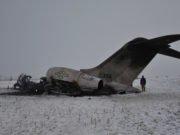 Afghanistan - talebani - aereo caduto e/o abbattuto