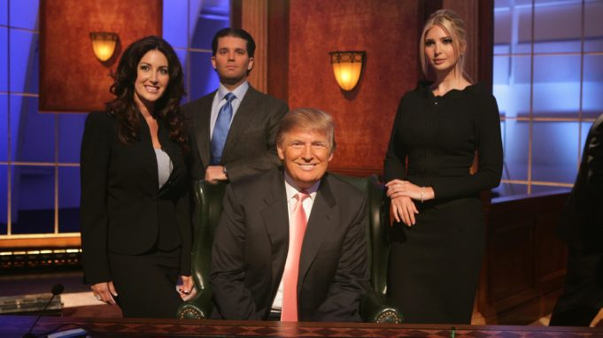 Trump - The Apprentice - you're fired