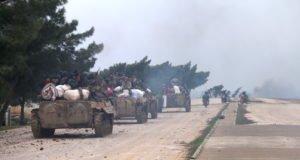 Siria - tutti contro tutti