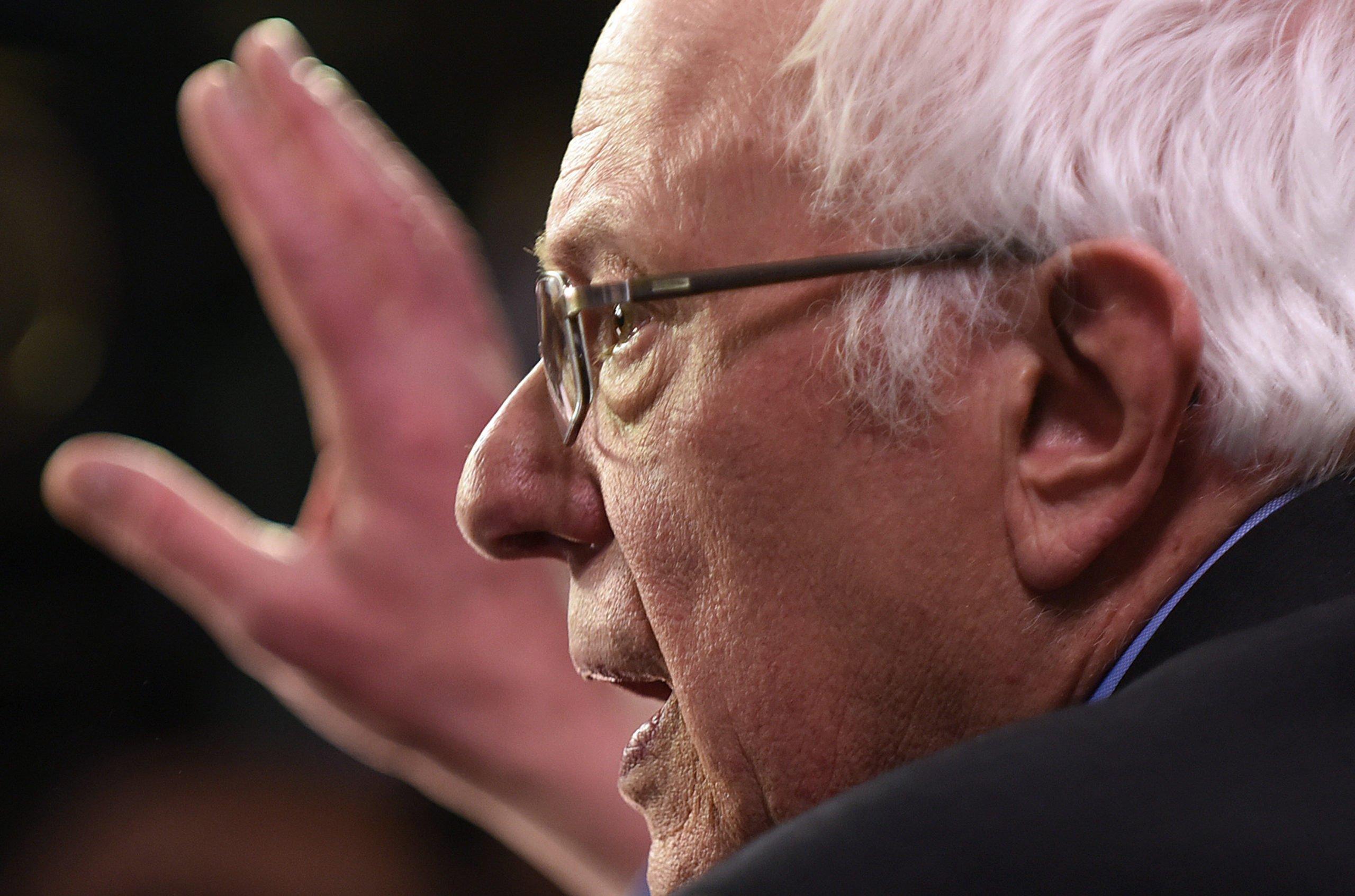 Usa 2020 - politica estera - Sanders - Israele