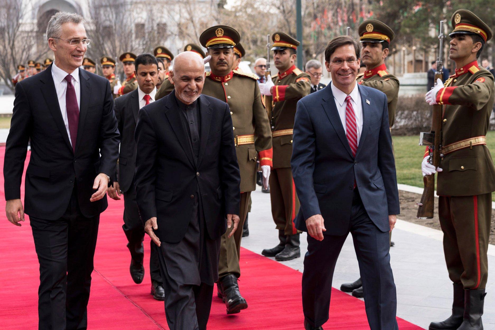 Afghanistan - accordo - Usa - talebani