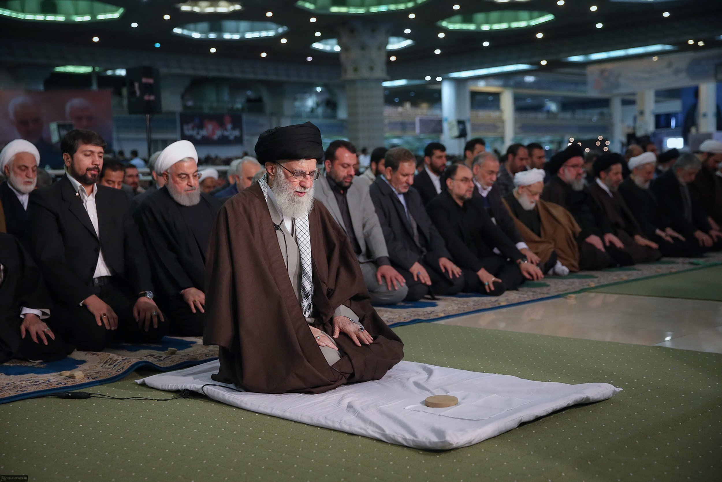Iran - nucleare - Khamenei - Aiea