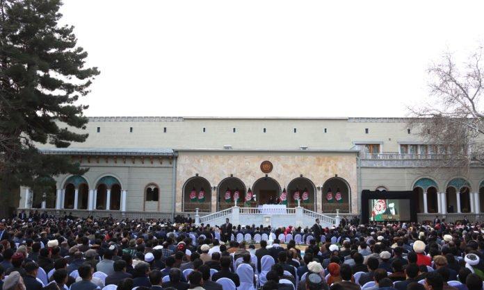 Afghanistan - Ghani - Abdullah - presidenti
