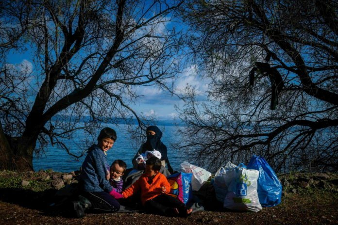 migranti - Grecia - Turchia - sito segreto