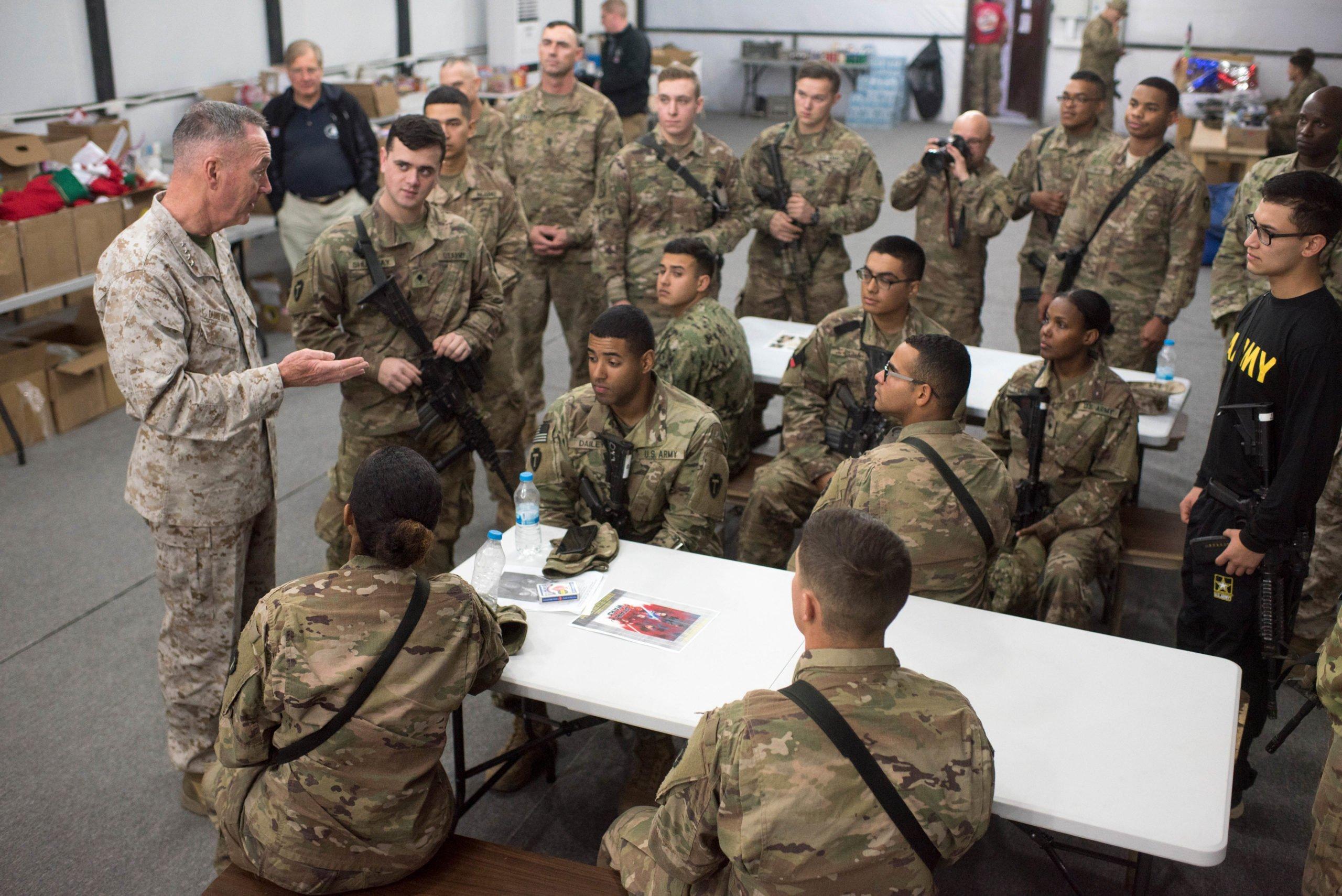 Iraq - Taji - ritorsione - Usa