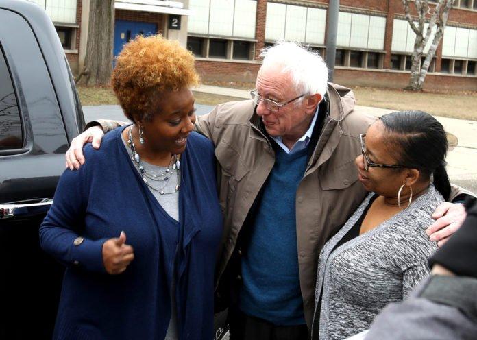 Usa 2020 - Sanders - addio