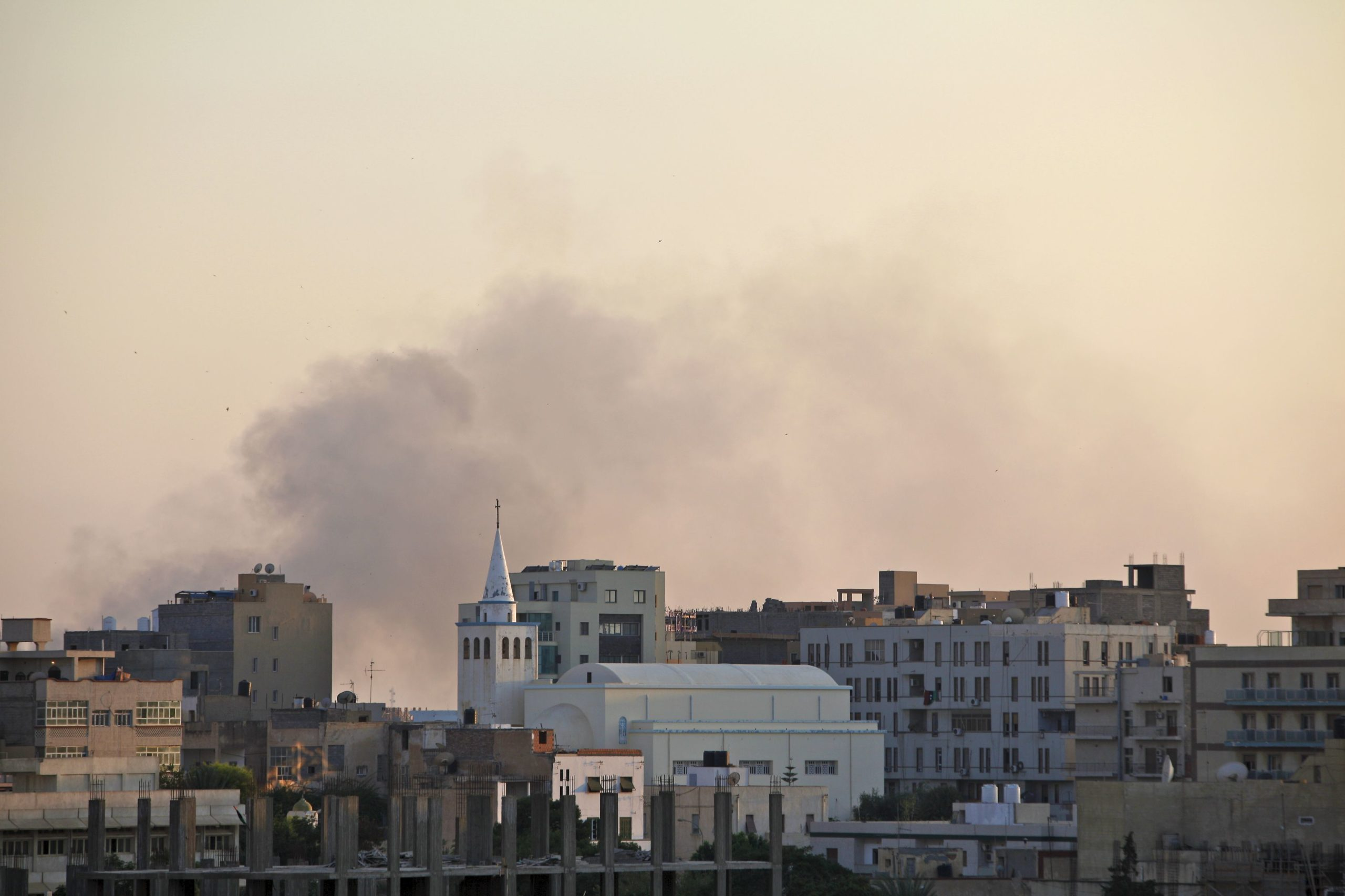 Libia - Tripoli - città vecchia