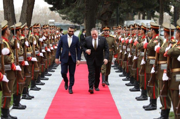 Afghanistan - Usa - Pompeo - aiuti