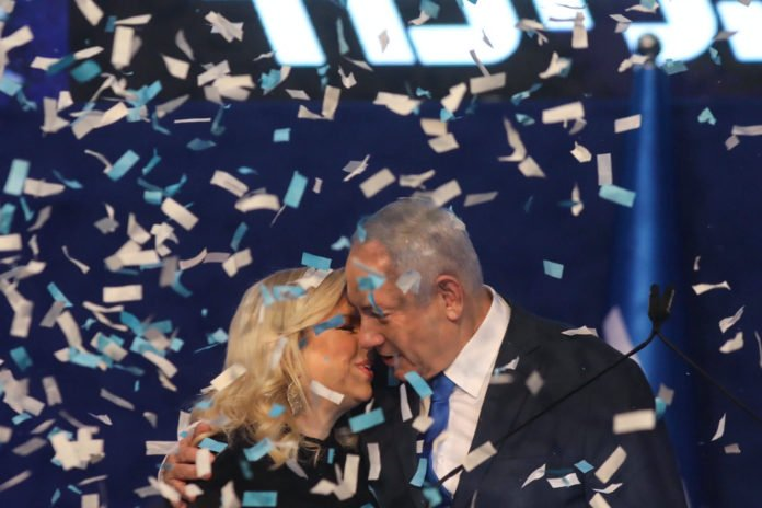 Israele - elezioni - Netanyahu