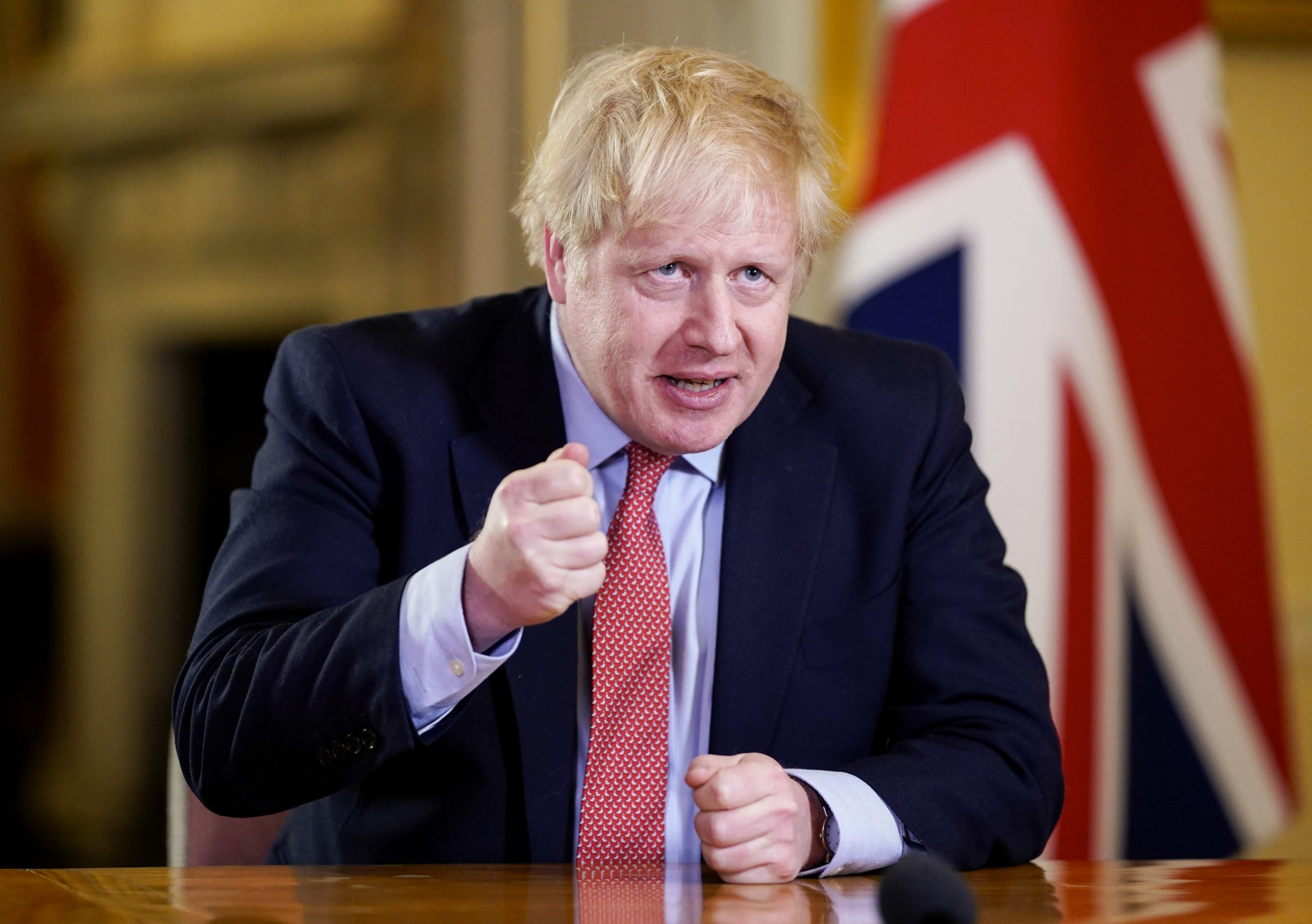 coronavirus - Gran Bretagna - Boris Johnson