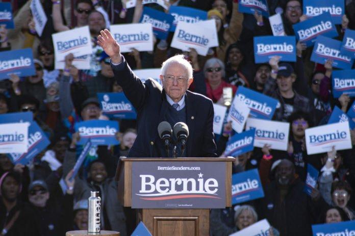 Usa 2020 - Sanders - coronavirus - Trump