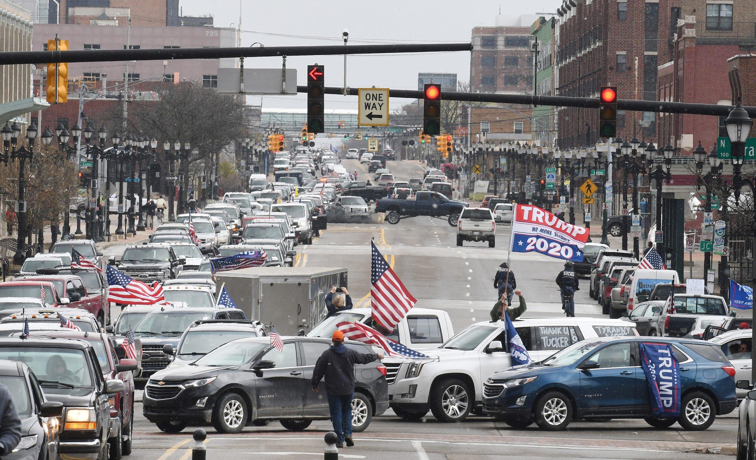 coronavirus - Usa - estrema destra - proteste - lockdown