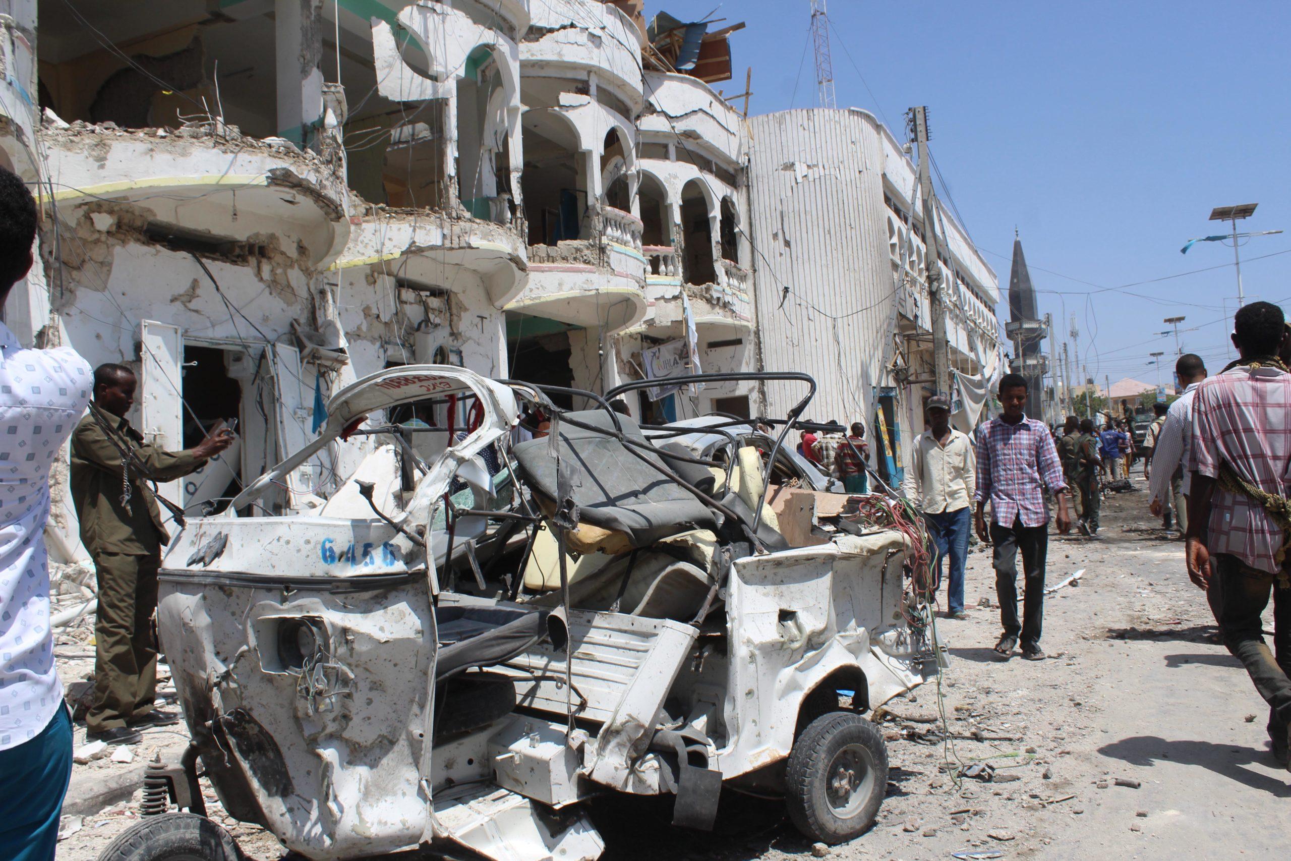 terroristi - media - al Shabaab - Silvia Romano