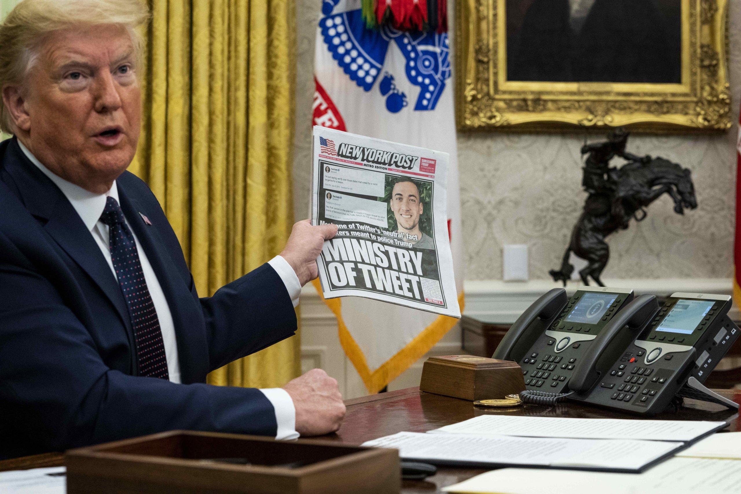 Trump - Twitter
