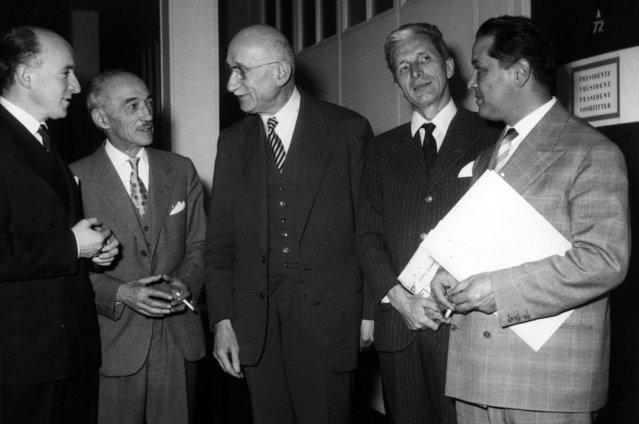 Ue - Schuman - dichiarazione - anniversario