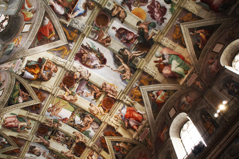 Settimanale 2020 5 - fase 2 - Musei Vaticani