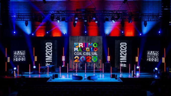 Settimanale 2020 1 - Fase 2 - musica - concertone