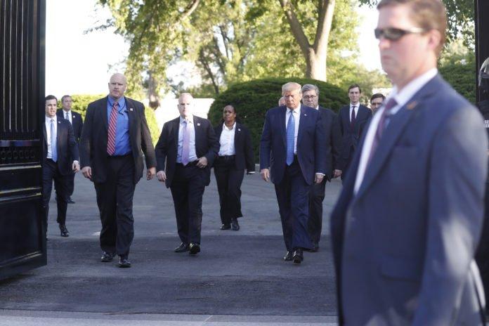 Minneapolis - Trump - chiesa - Casa Bianca - Law & Order