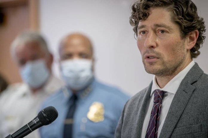 Minneapolis - Floyd -proteste - sindaco - Jacob Frey