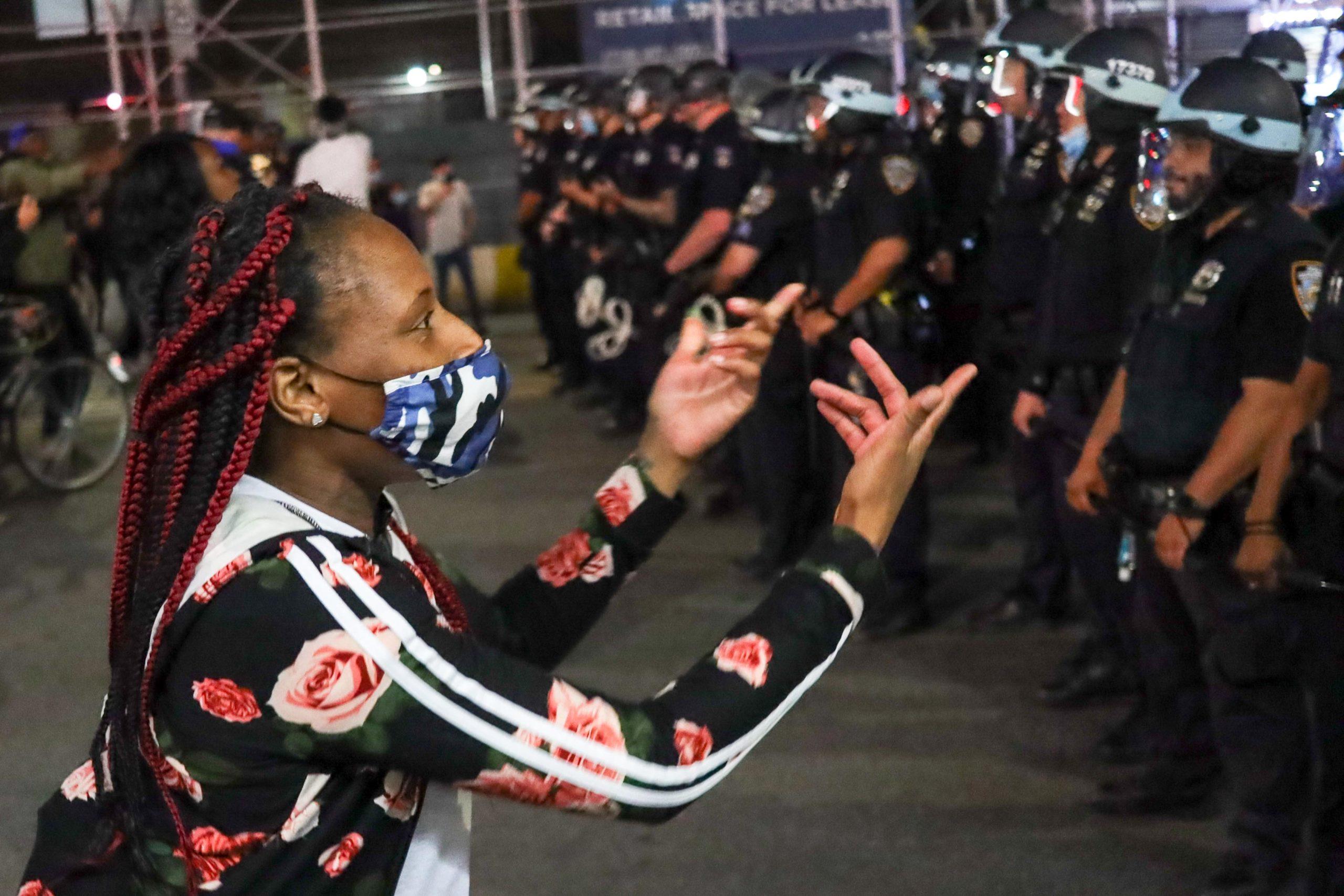 Minneapolis - Floyd - Chauvin - proteste