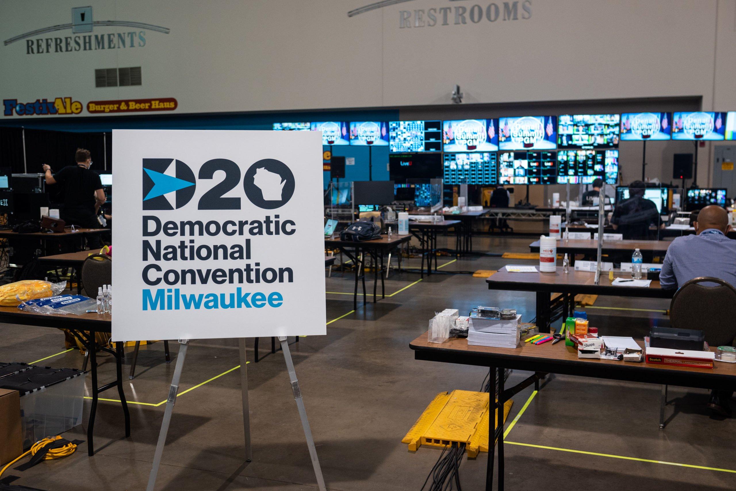 Usa 2020 - democratic convention - Kamala - AOC