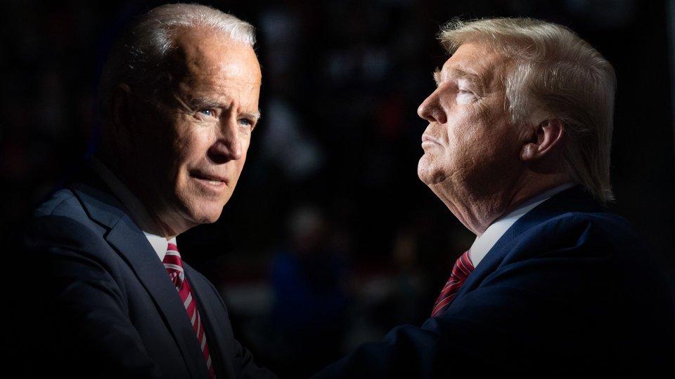 Usa 2020 - dopo conventions - Biden Trump